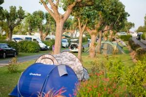 Emplacements de camping à Hendaye