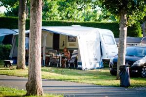 emplacement de camping à Urrugne